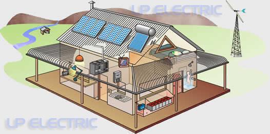 Lp Electric Systems Aplicatie Casa De Vacanta Cabana