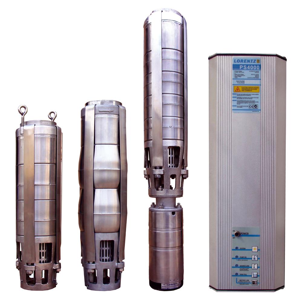 LP ELECTRIC Systems Pompe Solare